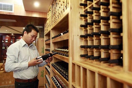 marketing u s wine in china shanghai